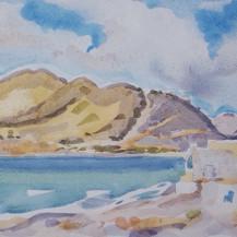 View From Neraides, Crete
