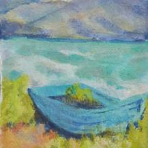 Stranded Boat, Kissamos