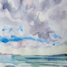 Stormy Clouds Over Kissamos Bay