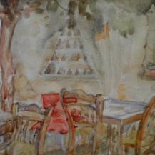 Cafe on Sifnos