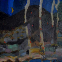 After The Fire On The Mountain, Night