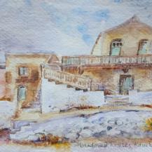 Old Houses, Kolimbari W. Crete